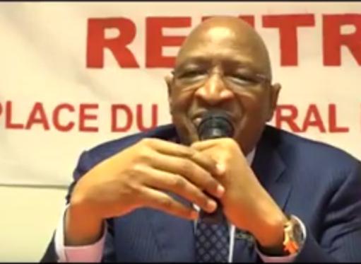 Soumeylou Boubeye Maïga réitère son soutien à IBK depuis Paris